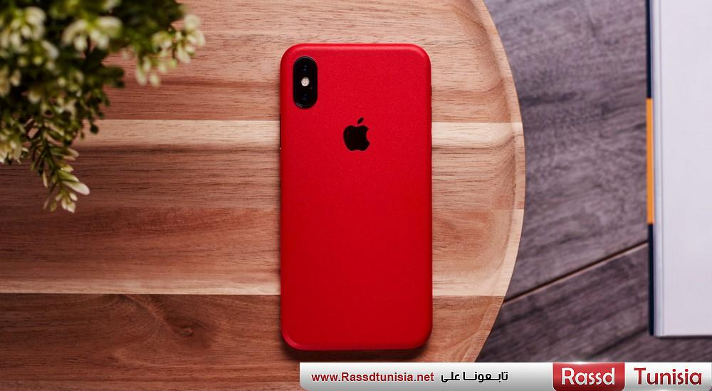 red-iphone-x-skins