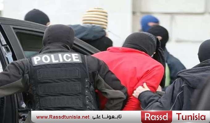 arrestation 90 - Rassd Tunisia