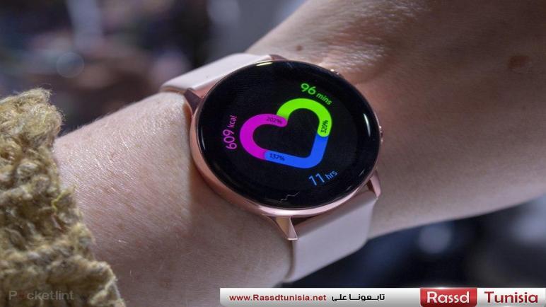 سامسونج تسجل براءة إختراع لميزة قياس تركيبة الجسم والتي قد تصل إلى Galaxy Watch Active مستقبلاً