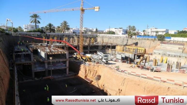 لأول مرة في تونس: مركب تجاري وثقافي.. 4 طوابق في الماء (فيديو)