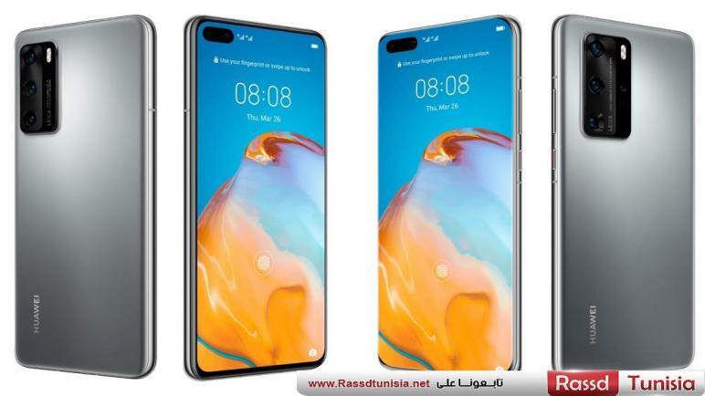 تسريب المواصفات التقنية الكاملة للهاتفين Huawei P40 و Huawei P40 Pro قبيل الإعلان الرسمي