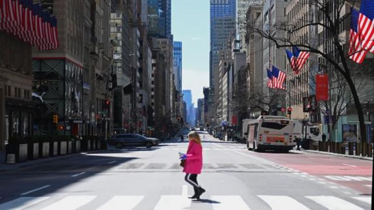 الولايات المتحدة تتجه لاستئناف الأنشطة الاقتصادية في مايو