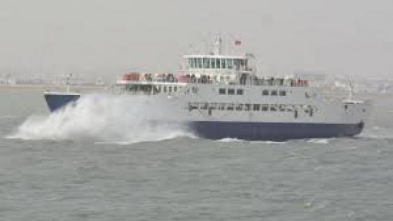 شلل في حركة النقل البحري بين صفاقس وقرقنة