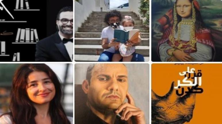 """في حلقة جديدة: برنامج """"المكتبة"""" لكمال الرياحي يقدم جولة في ايطاليا الثقافية واطلالة على وجوه فنية تونسية وعربية وايطالية"""