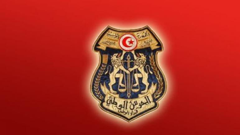 إيقاف رئيس مركز الحرس الوطني بسيدي علي بن عون.. الداخلية توضح