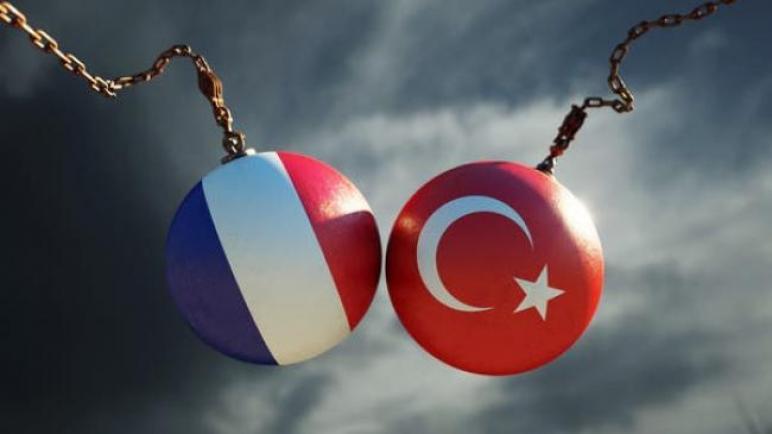 بسبب خلافاتها مع تركيا: فرنسا تنسحب من عملية لحلف الأطلسي.. والناتو يرد