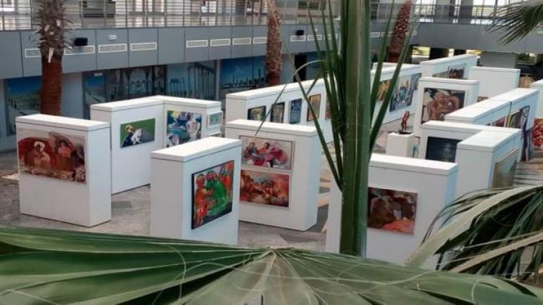 من 11 الى 20 جويلية بمدينة الثقافة: المعرض السنوي لنقابة مهن الفنون التشكيلية