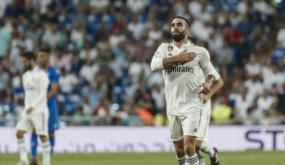 ريال مدريد يهزم خيتافي من ركلة جزاء ويبتعد في صدارة الليغا