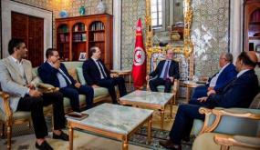 رئيس الحكومة يلتقي رؤساء أحزاب وكتل الائتلاف الحكومي.. وهذا فحوى اللقاء
