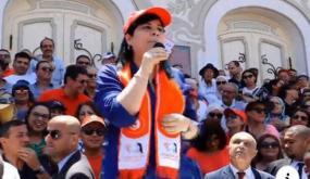 عبير موسي: قلب تونس أهدى بالأمس للغنوشي طوق النجاة