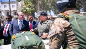 الفخفاخ خلال زيارته الوحدة المختصة للحرس الوطني ببئر بورقبة : الحرب على الارهاب أولوية مطلقة