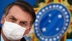 بعد ساعات من إعلان إصابته بفيروس كورونا: الرئيس البرازيلي يعلن عن بداية تعافيه بعد تناوله الكلوروكين
