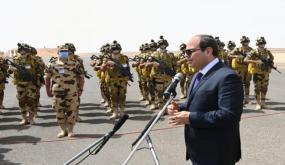 البرلمان الليبي بطبرق يسمح للجيش المصري بالتدخل عسكريا في ليبيا