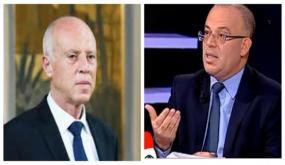"""سمير ديلو لقيس سعيد: """"النهضة تُعبر عن مواقفها في الندوات والإعلام وليس في الغرف المغلقة"""""""