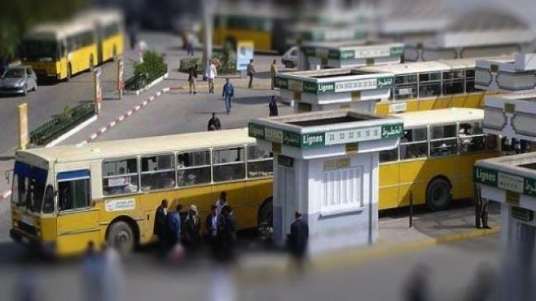 اضراب فجئي لأعوان شركة نقل تونس