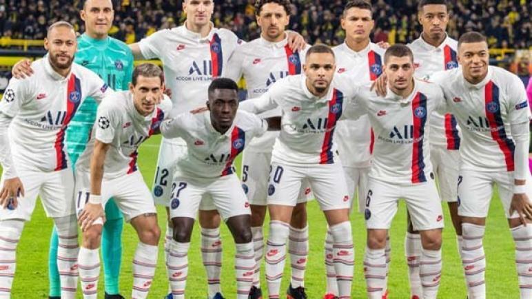 القلق يسيطر على مدرب باريس سان جيرمان بعد إصابة المهاجم كيليان مبابي