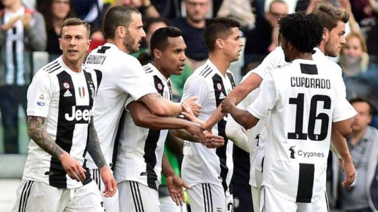 مواجهة نارية تجمع بين يوفنتوس وسامبدوريا في الدوري الإيطالي