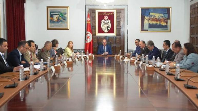 ترأسه الفخفاخ : مجلس وزاري مُضيّق لتقييم الوضع الصحي في تونس