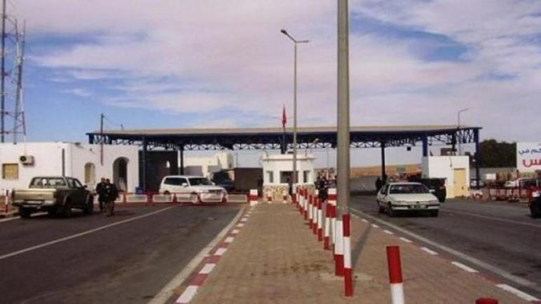 اليوم – دخول 125 تونسيا من العالقين بالجانب الليبي عبر المعبر الحدودي ذهيبة وازن