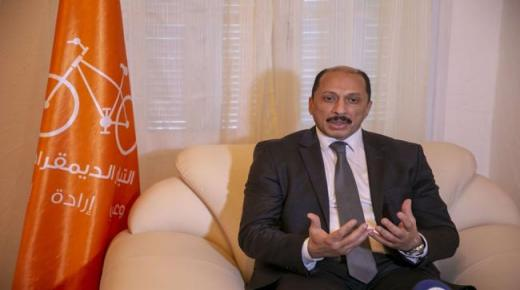 محمد عبو يدعو المشيشي إلى تمرير حكومة محترمة قادرة على فرض القوانين دون ابتزاز