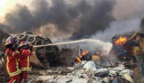 """محافظ بيروت باكيا: ما حدث أشبه بتفجير """"هيروشيما"""" وهذه مصيبة على لبنان"""