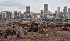 لبنان: ارتفاع حصيلة القتلى الى اكثر من 100 وحجم الخسائر يقارب 5مليار دولار