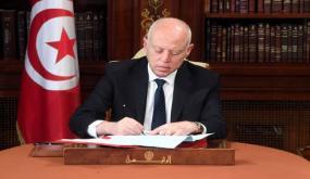 رئيس الجمهورية يأمر بإرسال وفد يضم إطارات طبية وشبه طبية إلى لبنان، وبجلب مائة جريح من المصابين جراء الانفجار