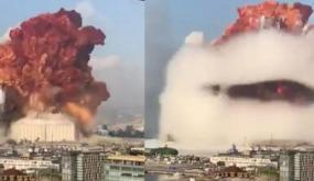 ذبذبات صوت إنفجار مرفأ بيروت وصلت إلى تونس