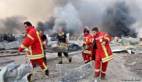 لبنان: ارتفاع حصيلة ضحايا انفجار مرفأ بيروت إلى 137 قتيلا و5 آلاف مصاب