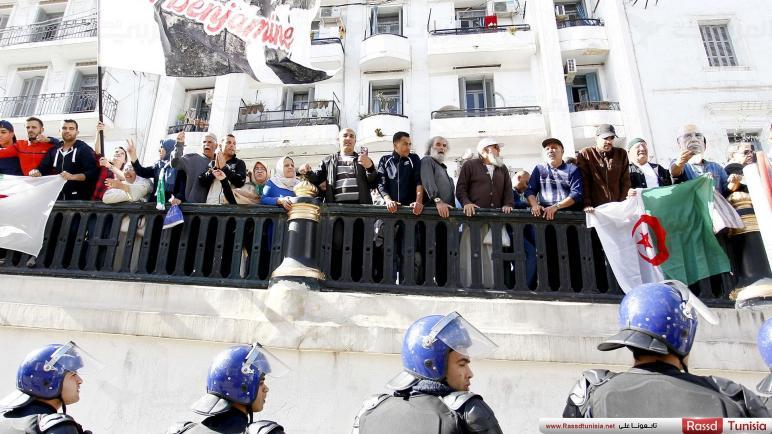 عودة الحراك الطلابي واتساع خريطة المظاهرات بمدن الجزائر