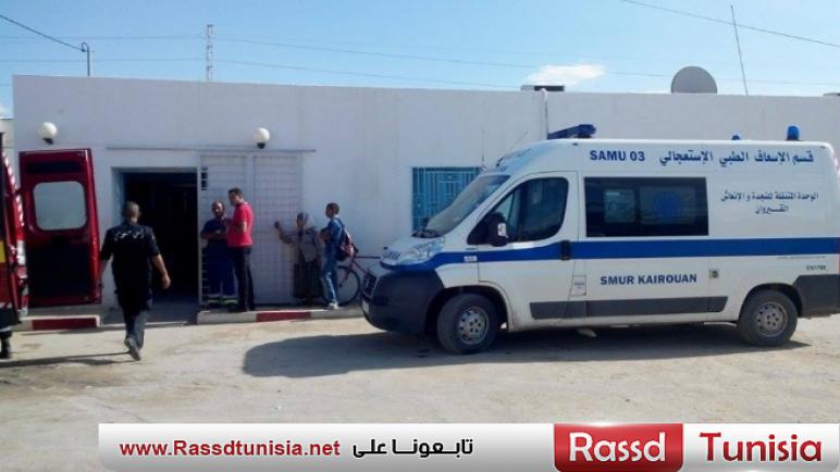 فظيع / البارحة المستشفى استقبل 160 شخصا في حالة سكر نصفهم مصابين بجروح بهذه الولاية التونسية
