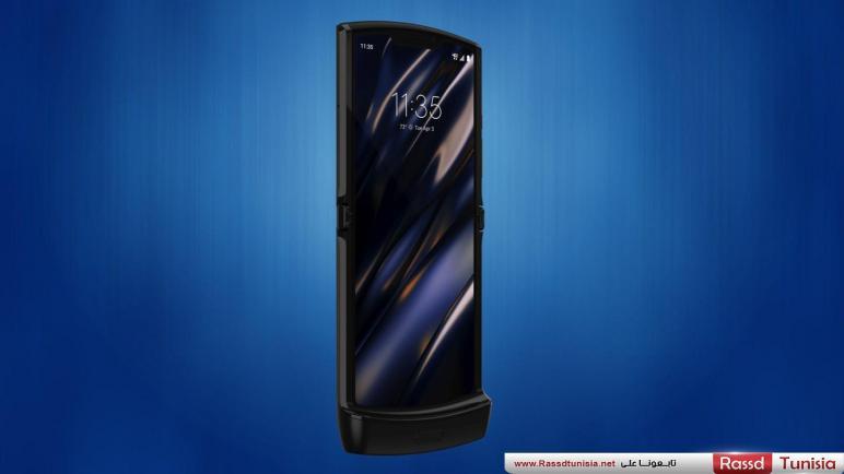 الهاتف Motorola Razr 2019 يظهر في دفعة جديدة من الصور الرسمية