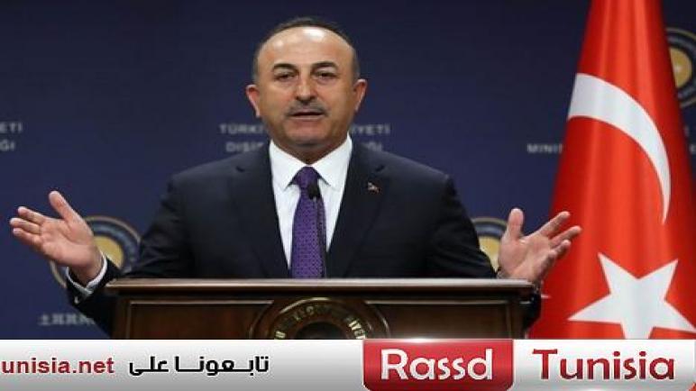 """وزير الخارجية التركي يوجه رسالة للإمارات : لديكم عميل لإسرائيل اسمه """"دحلان"""""""