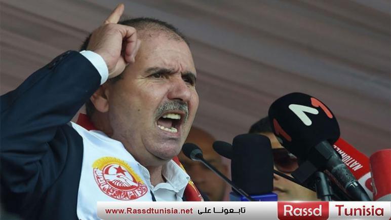 """الطبوبي: """"كارثة وطنية كانت ستحلّ بتونس اليوم.. لولا تدخل الاتحاد"""""""