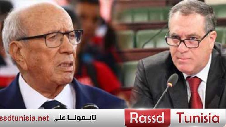 غازي الشواشي: على رئيس الحمهورية تقديم إستقالته بعد تعمّده خرق الدستور