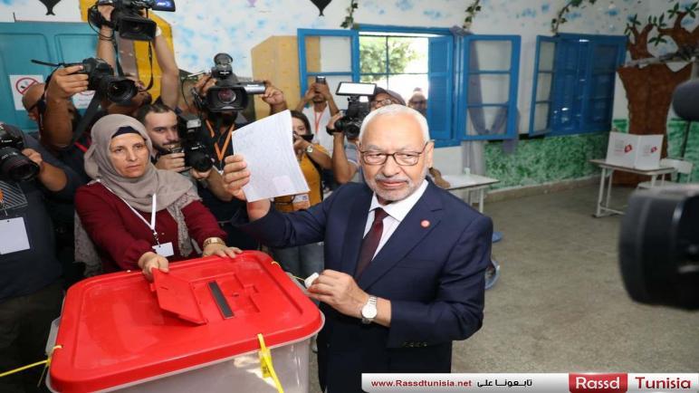 راشد الغنوشي : موعد انتخابي جديد لترسيخ الممارسة الانتخابية الديمقراطية