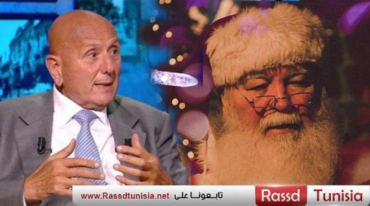 الأب نجيب …. بابا نويل