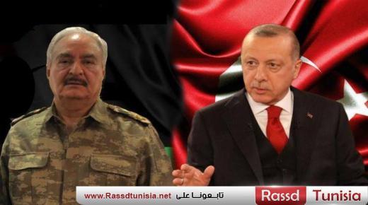 أسرار التدخل التركي في ليبيا