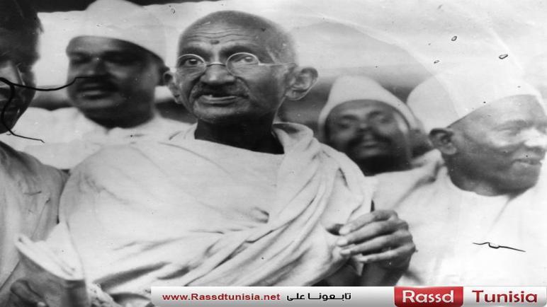 سرقة رفات غاندي في الذكرى 150 لميلاده