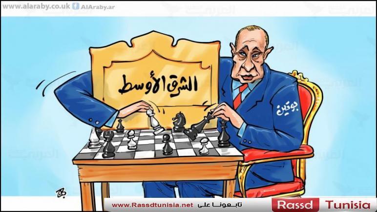روسيا.. الاستثمار في الأزمات