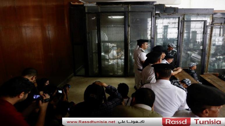 """حكم نهائي بالسجن على 442 مصرياً بأحداث """"جامع الفتح"""""""