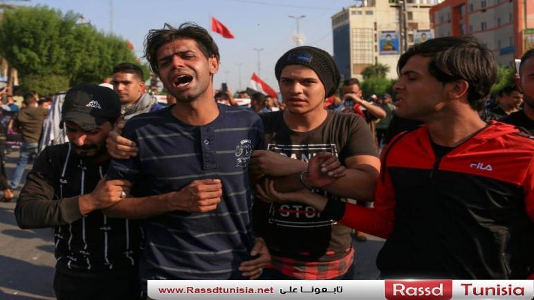 تزايد حالات اختطاف الناشطين والمتظاهرين في بغداد وجنوبي العراق