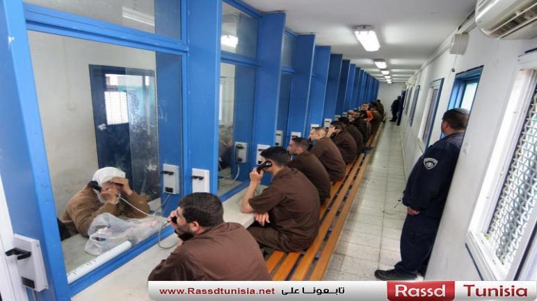 """تفاصيل اعتداء الاحتلال على الأسرى في سجن """"جلبوع"""""""