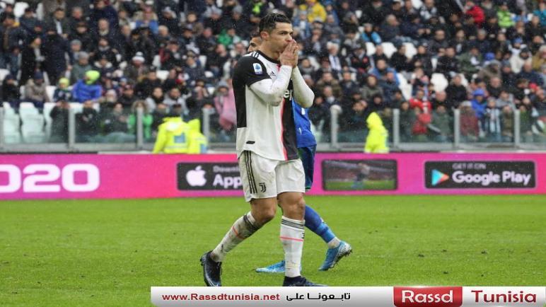 رونالدو يحرم يوفنتوس من الفوز في هذه اللقطة!