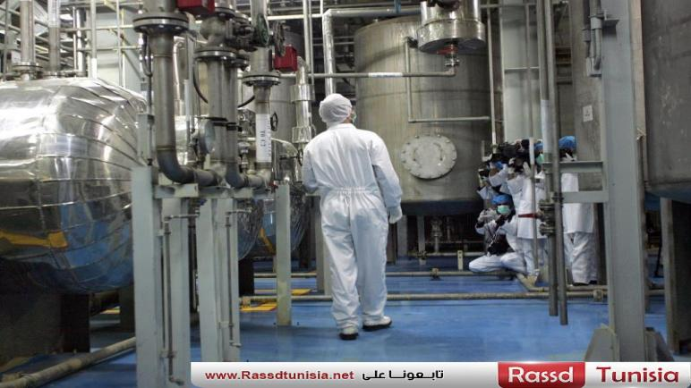 الوكالة الذرية تؤكد تخصيب إيران لليورانيوم في موقع فوردو