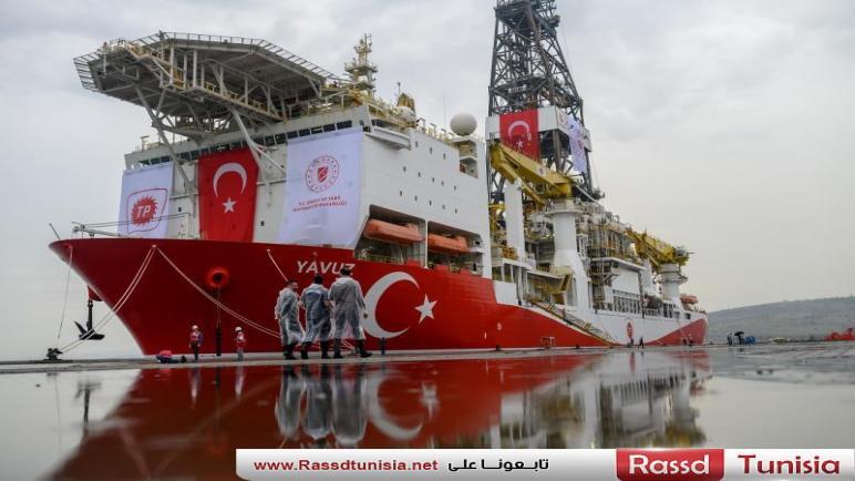 الاتحاد الأوروبي يلوّح بعقوبات وتركيا تصمم على التنقيب بالمتوسط