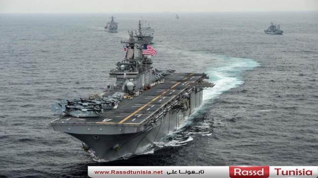 3 سفن أميركية جديدة إلى الخليج… وترامب يطالب الدول بحماية ناقلاتها النفطية