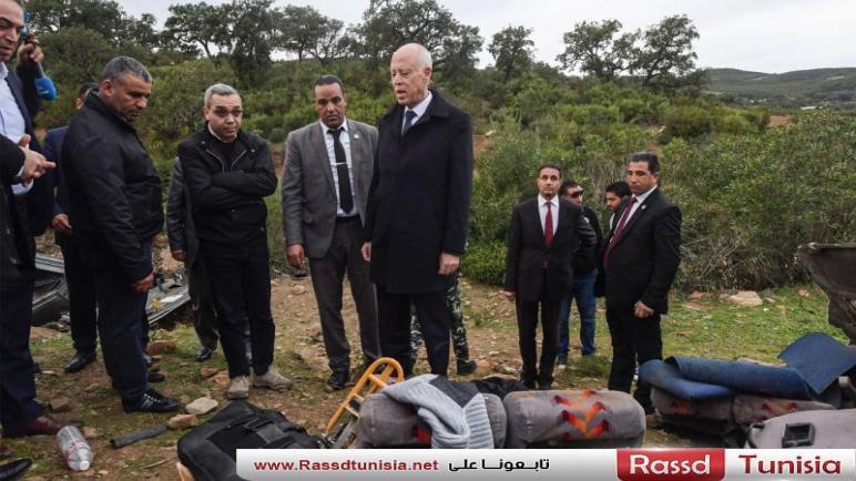 حزن تونسي بعد فاجعة الحافلة السياحية… وتساؤلات عن المستقبل