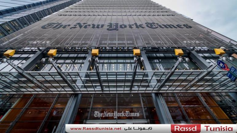 """""""نيويورك تايمز"""" تخفّض رتبة محرر بعد تغريدات """"عنصرية"""""""