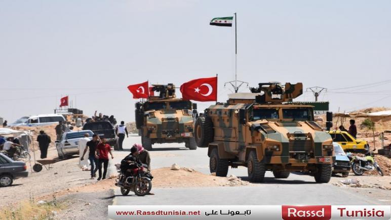 خلاف تركي أميركي بشأن عمق المنطقة الآمنة في سورية
